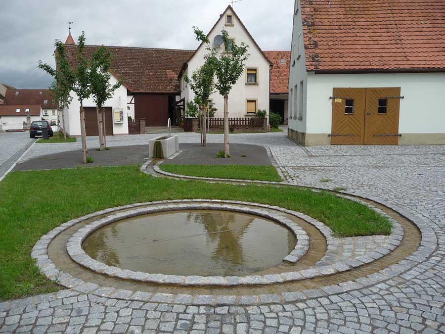 Landschaftsarchitekt Neustadt Aisch